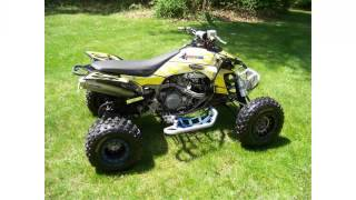 2006 Yamaha YFZ 450 SE ATV Specs, Reviews, Prices, Inventory, Dealers