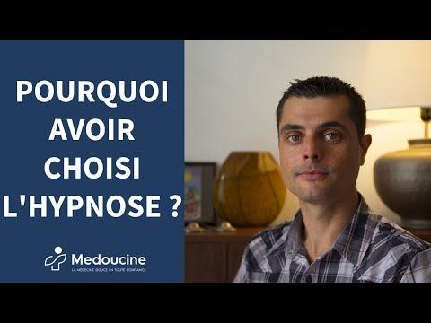 Pourquoi l'hypnose