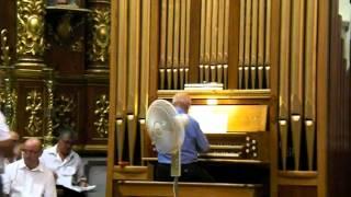 preview picture of video 'Órgano de Alberic. ¡Por fin en funcionamiento!'