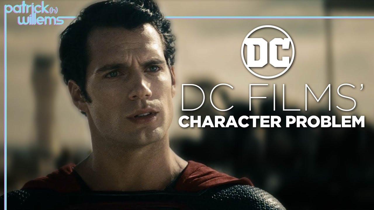 DC Films Have A Consistent Problem: It's The Superheroes