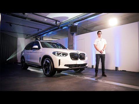 Fimauto - NUOVA BMW iX3
