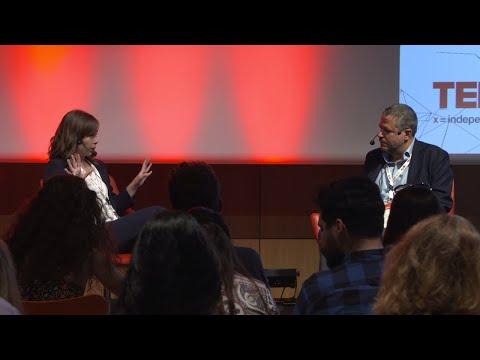 Future of work: Workless or work less | Nikos Komninos and Carmen Oprea | TEDxAthens