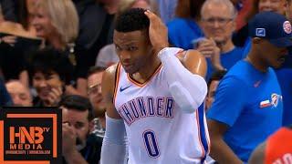 Oklahoma City Thunder vs New Orleans Pelicans 1st Half Highlights | 11.05.2018, NBA Season