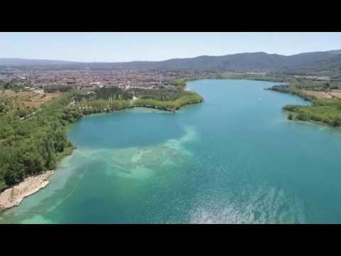 Lago di Banyoles Girona