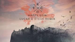 Kygo - Happy Now ft. Sandro Cavazza (Lucas & Steve Remix)