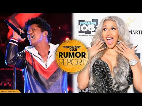 Bruno Mars & Cardi B. Drop 90's Inspired Music Video To 'Finesse' Remix