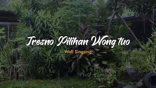 Download lagu Wafi Singsing Tresno Pilihan Wong Tuo Mp3