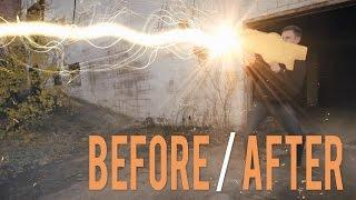 Before & After VFX - Chalk Warfare 3.0