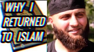 How a night out clubbing brought me to Islam...