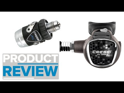 Cressi MC9 SC Compact Pro Regulator Review