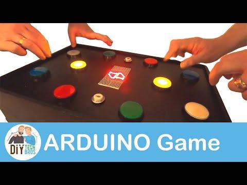 Whack a Mole - Arduino Game (full arduino tutorial with code)