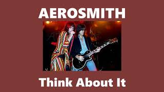 Aerosmith-Think About It