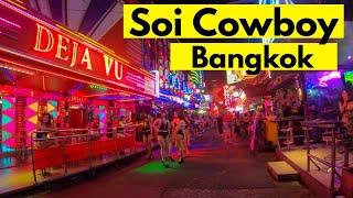 Soi Cowboy | Soi Cowboy Bangkok Thailand - 2020
