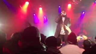 A$AP 12vy Performing 'Jay Reed' LIVE