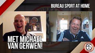 Bureau Sport At Home met Michael van Gerwen!