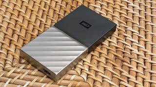 Die neue WD My Passport SSD im Test - Externe SSD Festplatte Review Deutsch