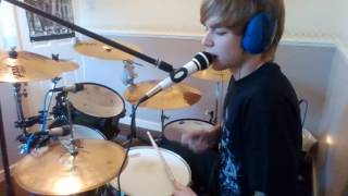 Tom petty depending on you drums & vocals cover