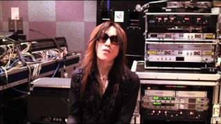 Message for SUGIZO (LUNA SEA) - Los Angeles, USA