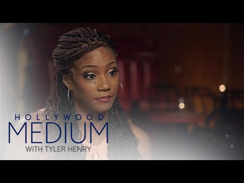 Tyler Henry Has News About Tiffany Haddish's Father | Hollywood Medium with Tyler Henry | E!