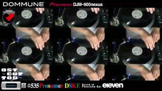 Prosumer and DSKE - Live @ Dommune 2012