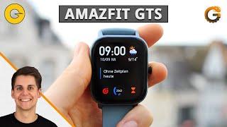 Amazfit GTS: Endlich Konkurrenz zur Apple Watch? - Hands-On