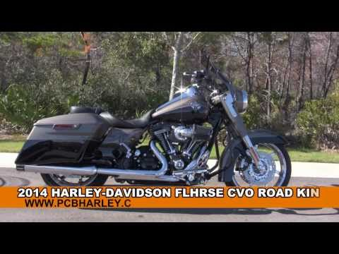 2014 Harley Davidson CVO Road King  - New Motorcycles for sale - Project Rushmore