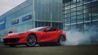 800HP Ferrari 812 Superfast за ₽23 млн. Выиграл спор!