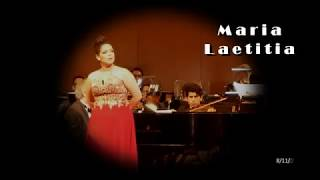 Maria Laetitia (Soprano) - With One Look - Sunset Boulevard - Andrew Lloyd Webber
