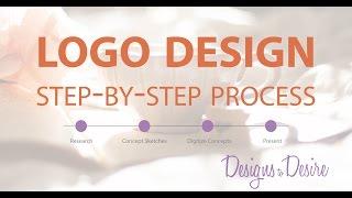 Logo Design: My Step-by-Step Process