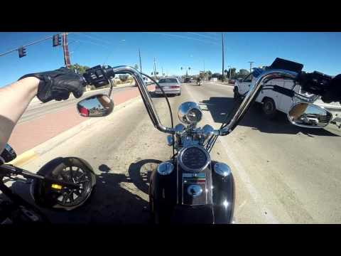 First Time Riding D… Harley D