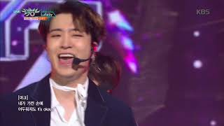 뮤직뱅크 Music Bank - Lullaby - GOT7.20180928