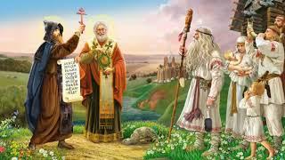 """Pravda o """"Negramotných barbarských"""" pohanoch - predkresťanskej Eurázii"""