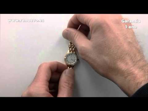 Reloj FESTINA de oro de 18 kilates de segunda mano E239927A