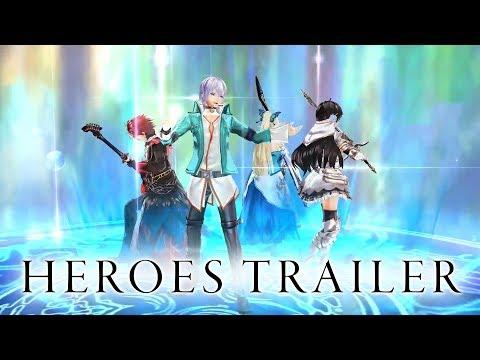 Meet the Heroes of Shining Resonance Refrain thumbnail