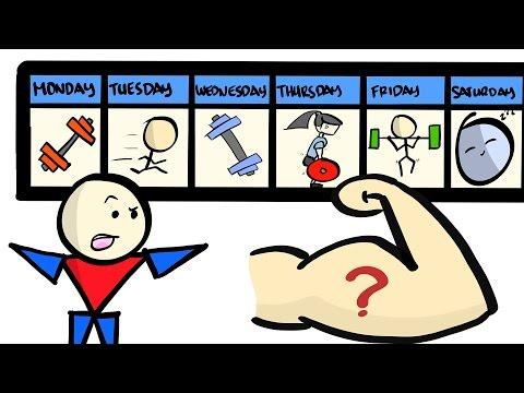 Jak zaangażować mięśnie rosną