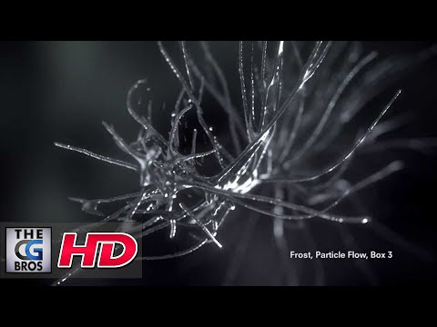 """CGI VFX Demo : """"Particle Test Compilation"""" by – Steven Cheah"""