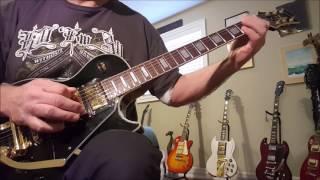 April Wine Oowatanite guitar cover