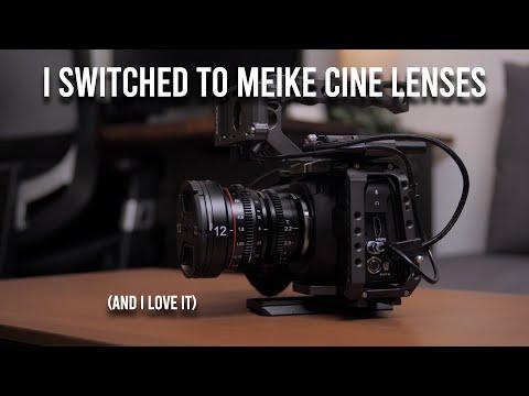 Meike Cine Lens Review | Meike 12mm And Meike 25mm