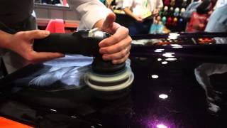 Effective removal of paint imperfections by SCHOLL CONCEPTS from SEMA 2013