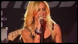 Ashley Tisdale - ''Tell Me Lies'' Live At Progressive Skating & Gymnastics Spectacular [2009] HD