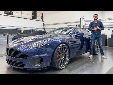 NEW Aston Martin Vanquish 25 By Callum - First Look!