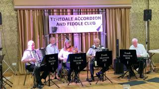 Frank Morrison & His SDB Playing A Set Of 3/4 Pipe Marches