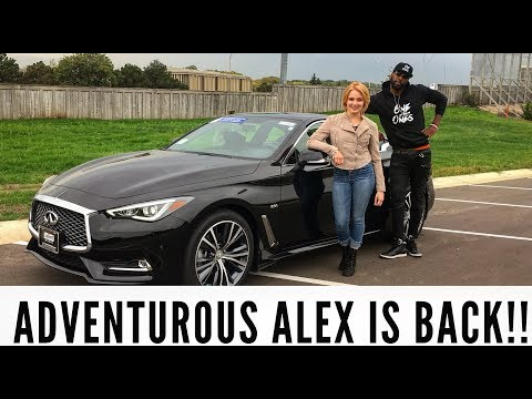 ORGANIK VLOG: ADVENTUROUS ALEX IS BACK WITH A INFINITI COUPE