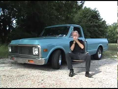 Mississippi blues harmonica (Pride and Joy)