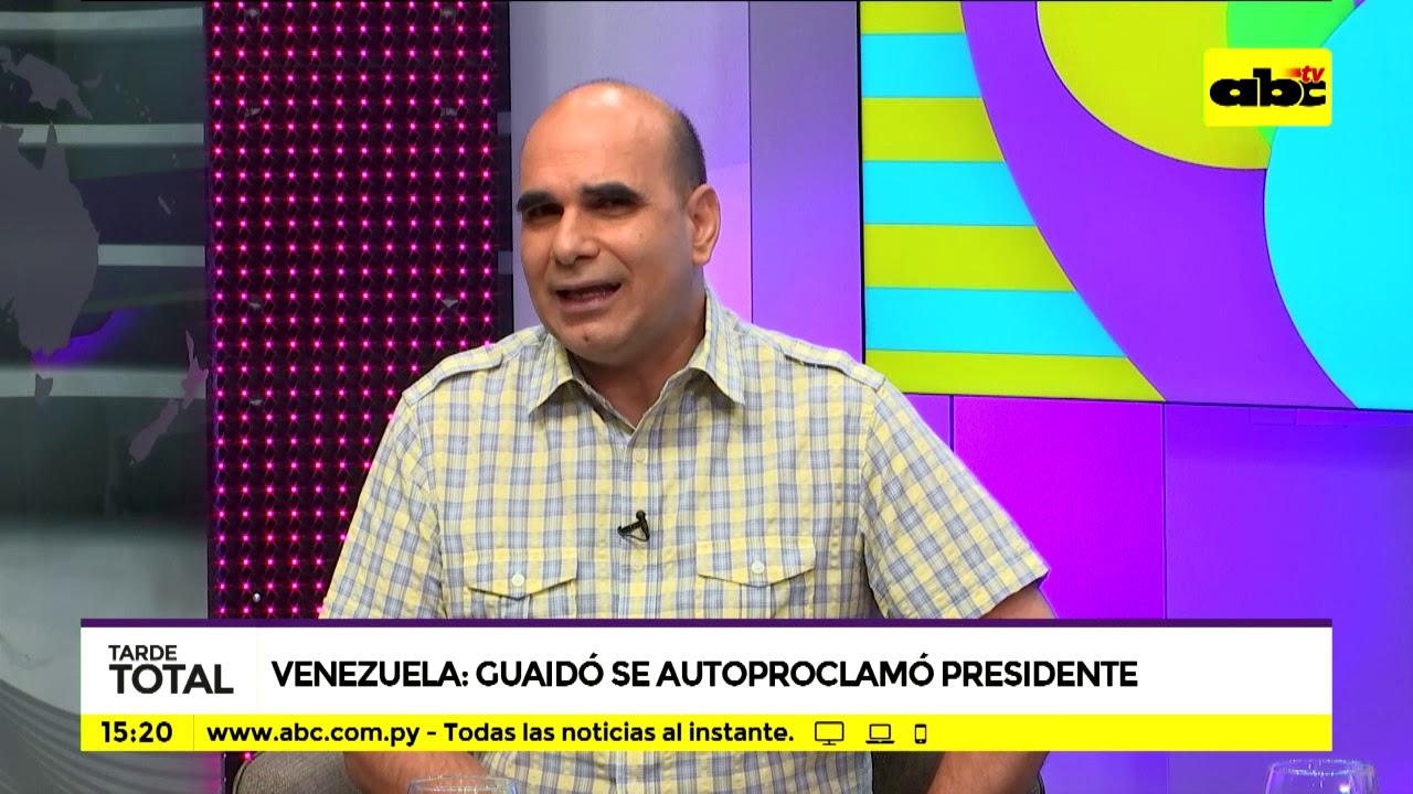 Aumenta tensión en Venezuela