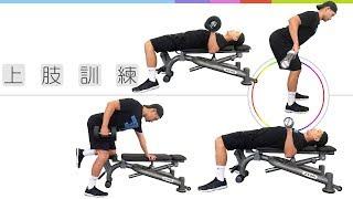 關於上肢訓練 你要注意這些事