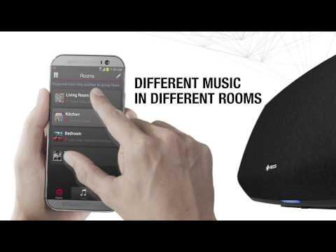 MEET HEOS 5: WIRELESS MULTI-ROOM SOUND SYSTEM