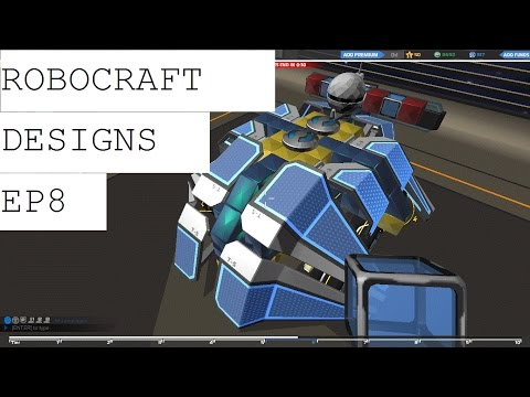 Download link Youtube: Robocraft Medic Shell Tank