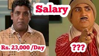 per episode salary of tarak mehta ka ulta chasma - मुफ्त