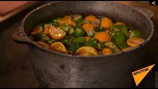 Варенье-ассорти. Рецепт абхазского кулинара